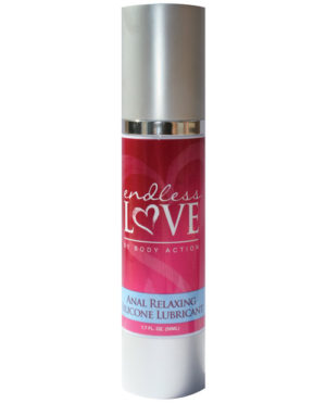Endless Love Relaxing Anal Silicone Lubricant – 1.7 Oz