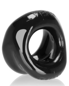 Oxballs Meat Padded Cock Ring – Black | Buy Online at Pleasure Cartel Online Sex Toy Store