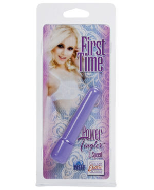 First Time Power Tingler Vibe – Purple