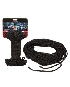 Scandal Bdsm Rope – 30m Black | Buy Online at Pleasure Cartel Online Sex Toy Store